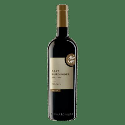 Alde Gott Spätburgunder Spätlese trocken - Weinhandel Emmi Reitter